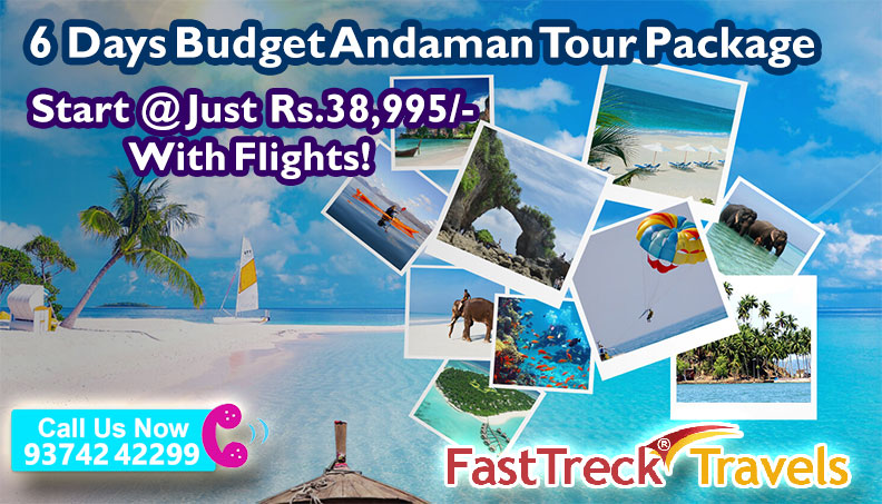 5 Days Budget Andaman Tour Package: Havelock Island