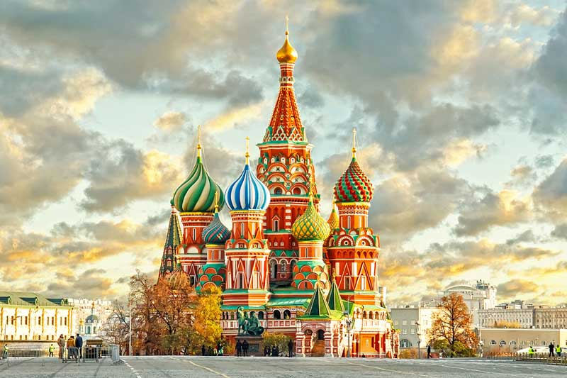 Russia Fix Departures 23rd Oct 2021 - Booking Close