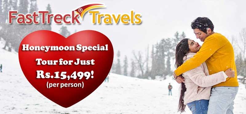 Shimla Manali Honeymoon Tour Package