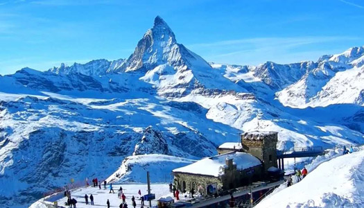 Mystical Switzerland and France New Year 2022 Tour Package